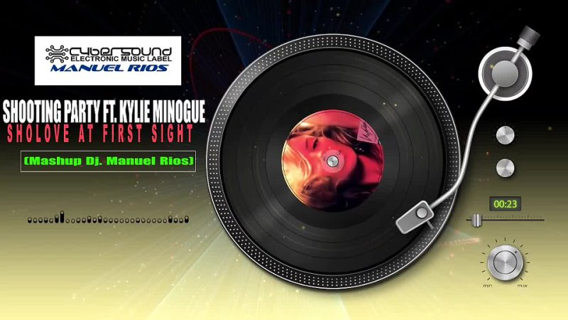 Shooting Party Ft. Kylie Minogue - Love At First Sight (Mashup Dj. Manuel Rios) ( 1080 X 1920 ).mp4