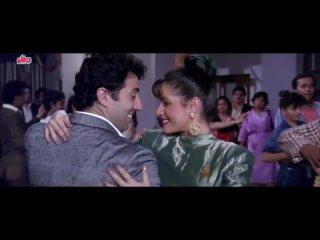 Zindagi Pyar Hai / Paap Ki Duniya / Санни Деол, Нилам, Чанки Пандей, Преступный мир (1988г).