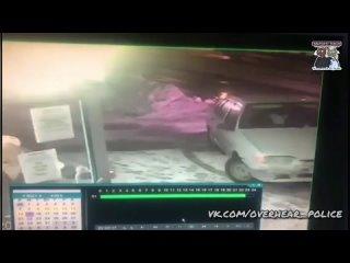 В Сормовском районе наркоман на «ВАЗ-2115» сбил инспектора ДПС