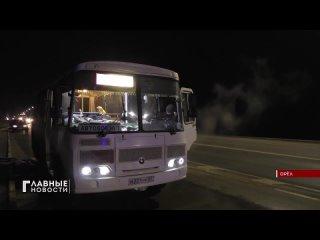 Под Орлом автобус задавил своего же пассажира насмерть