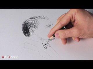 [Азбука Рисования] Самый простой способ срисовывать точно! Техника углов.