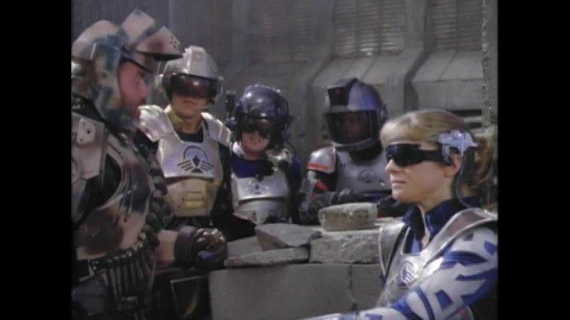 Капитан Пауэр и солдаты будущего 3 серия