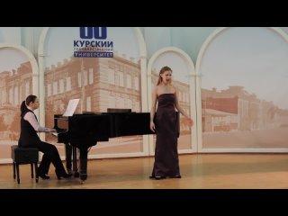 Снегирёва Анфиса - «Русская девчонка»