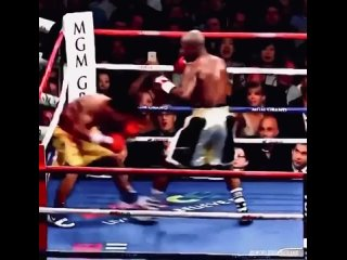 Флойд Мейвезер vs Мэнни Пакьяо. Бой двух современных легенд бокса