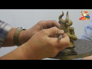 Мастер класс по керамике