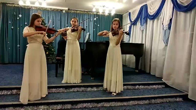 Видео от ДШИ ЗАТО Звёздный