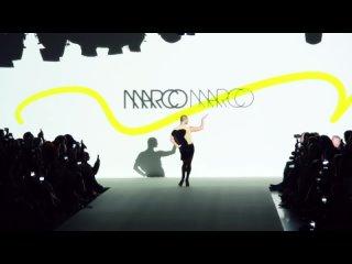 V-1 Yanis Marshall Dance Heels Choreography Opening For MARCOMARCO Fashion Wekk New York