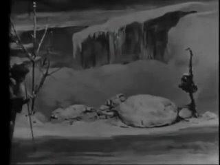 Рождество обитателей леса (1913) Россия, мультфильм