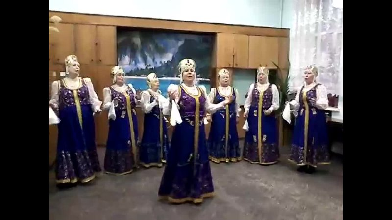 Ансамбль русской народной песни Вера Надежда Любовь