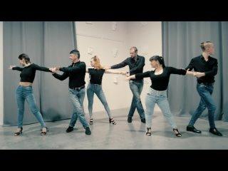 """Бачата в Белгороде. Клип """"Джинсы"""". Школа танцев Dance Life"""