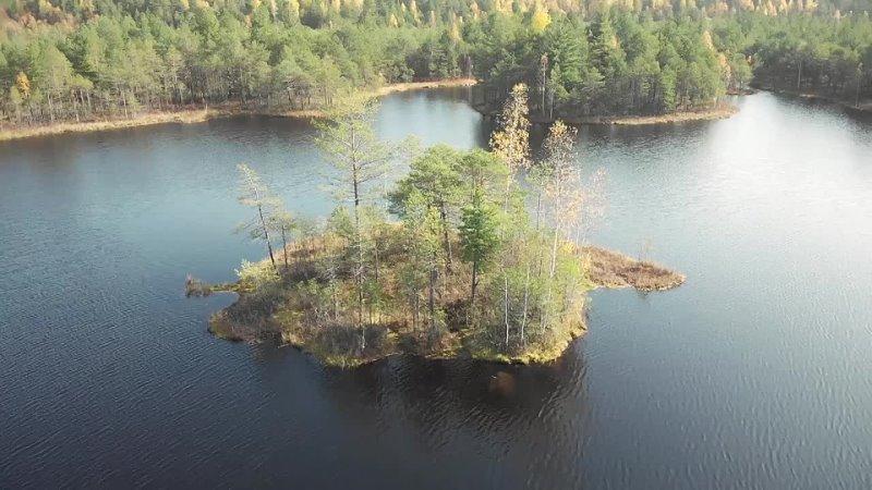Самый загадочный водоём Нижнего Тагила Озеро Бездонное