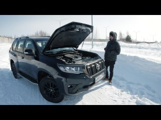 Новый Toyota Land Cruiser Prado.Тест-драйв.Anton Avtoman