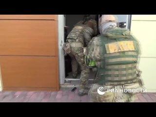 Задержание подозреваемого в подготовке теракта в Майкопе