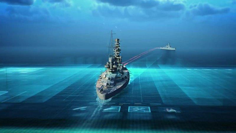 World of Warships Blitz RU World of Warships Blitz Школа Кораблей 7 Эсминцы