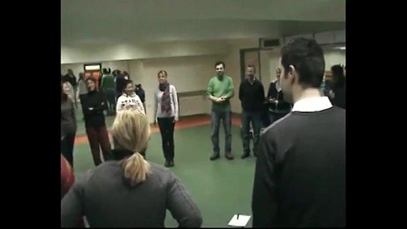 Matematik sayıları ile Body Percussion Nasıl yapılır Badi Perküsyon Orff Eğitimi Orff Semineri Orff