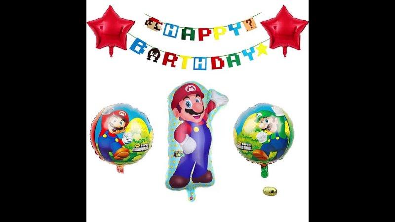 Ирландские с темой праздник воздушные шары в виде клевера