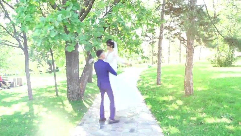 свадьба 13 сентября Арман и Раксана Астраханкая область Камызякский район БК Вавилон Обрезка 01