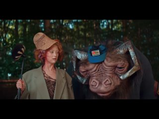 В стране фей / Faunutland and the Lost Magic (дублированный трейлер / премьера РФ: 15 апреля 2021) HD1080