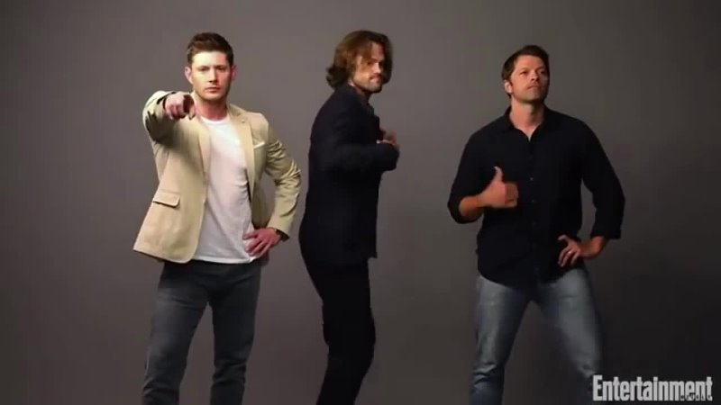 Supernatural Fun At Comic Con 720p mp4