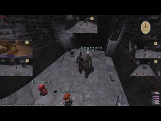 FFXI  !!6boxing!!  Limit break 70