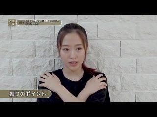 Morning Musume Junjou Evidence, dancing