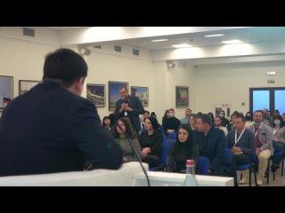Cеминар-совещание для руководителей ОДМ на тему: «Государственная молодежная политика новые форматы и ресурсы развития»