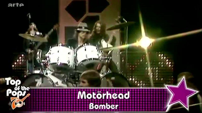 Motörhead Bomber Live Hammersmith