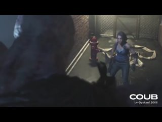 Resident Evil 3 Remake Nemesis Who are you?