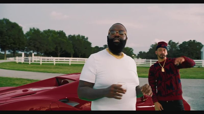 West Wes x Rick Ross Forever OKLM Russie