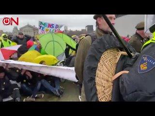 Холандија: ненасилни отпор у Амстердаму 👌🏻🇱🇺 Pays-Bas: Résistance non-violente à Amsterdam