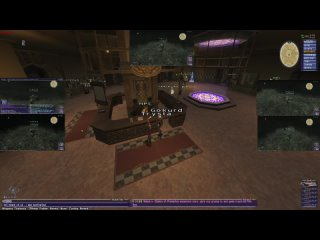 FFXI  !!6boxing!!  Limit break 70  COR,BLU