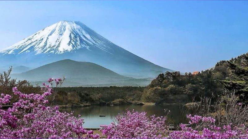 Священные горы мира.