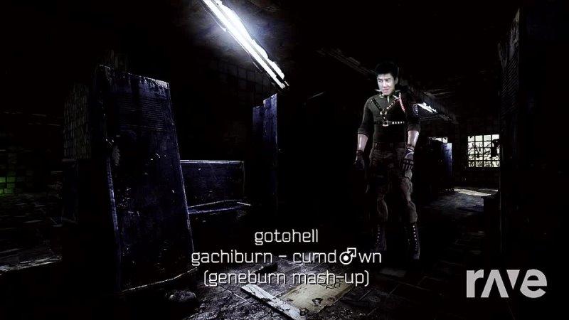 Обратный Отсчёт до Бомбардировки Гачи Ремиксом