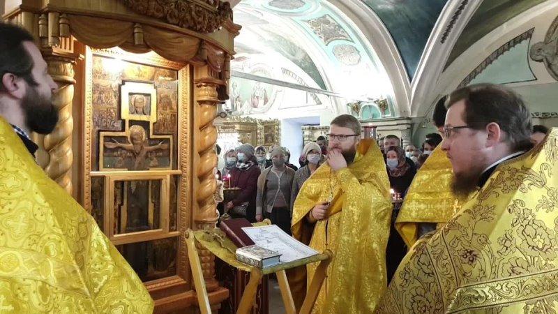 Live Яковлевско Благовещенский храм г Ярославля