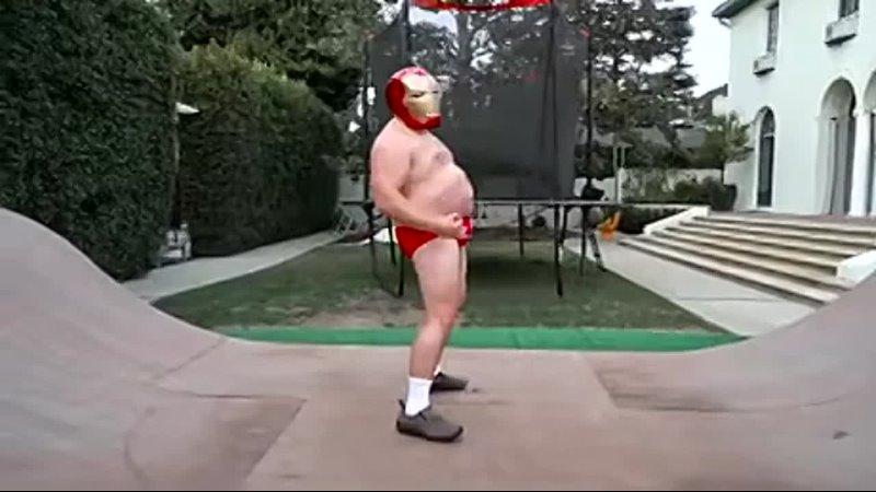 Настоящий железный человек