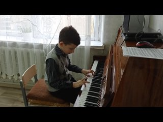 Лазарев Владимир 5 кл. пр. Борисова Л.Н. Ф Кулау - Сонатина Соль - мажор 1 ч