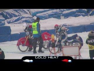 Gold heat - gold race FIM Ice Speedway World Championship 2021.