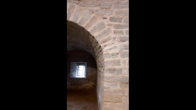 Старая Ладога Внутри Хвостовской башни