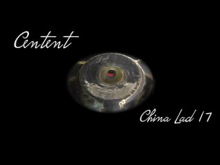Centent cymbals - LAD 17 China