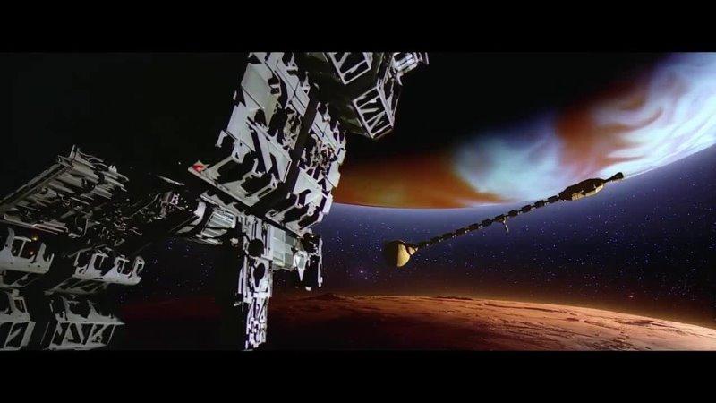 Космический корабль Алексей Леонов Космическая одиссея 2010