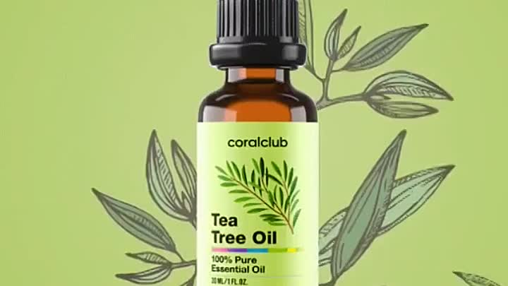 Легендарное масло чайного дерева