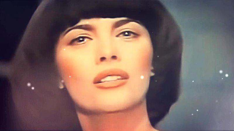 Mireille Mathieu Мирей Матьё Une femme amoureuse Влюбленная женщина