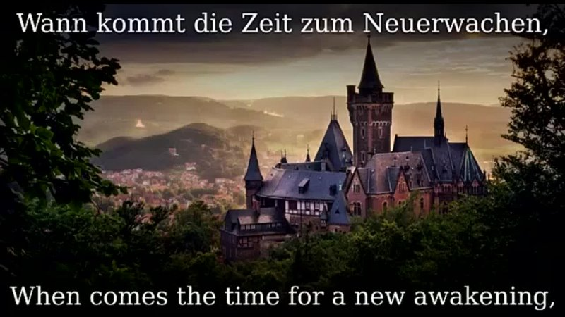 Wo stehen unsere letzten Burgen