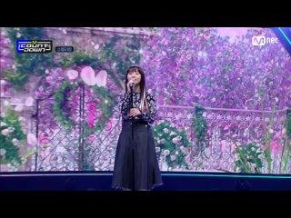 Stella Jang – Blue Turns Pink @ M! Countdown 210401