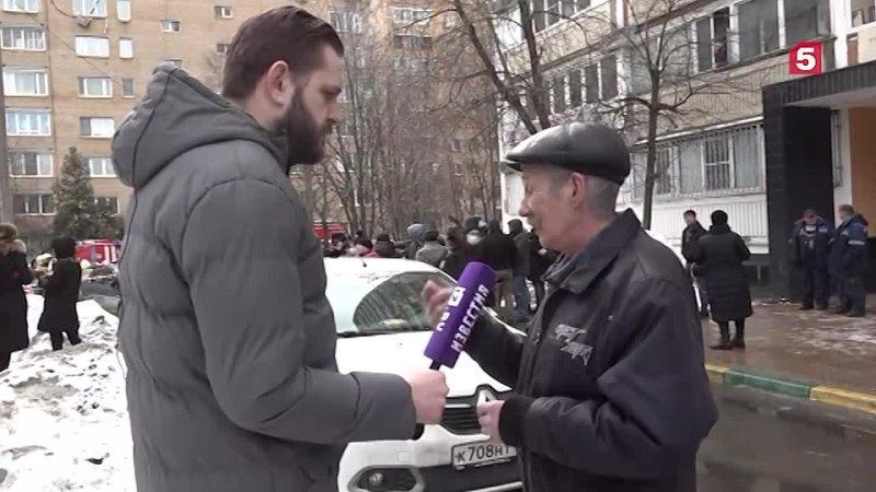 Очевидец взрыва вХимках рассказал оспасении выживших