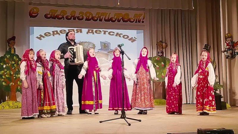 Ансамбль Пронюшка и солисты 2021