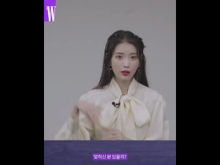 [NEWS] 210322 @ IU - Behind the Scenes Diary (feat. Gucci) by W Korea