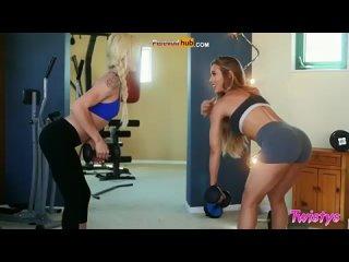Elsa Jean, Nicole Aniston - Личный тренер - (Русская озвучка)