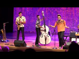 The Twist - Chubby Checker cover by the Lovers
