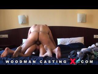 Woodman Casting X Russian actress Natalie Vaughn at Woodman's casting